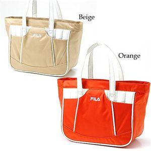 FILA(フィラ) カジュアル ミニトートバッグ 12609015 オレンジ
