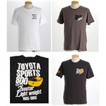 TOYOTA&NISSAN 名車シリーズTシャツ3枚セット L