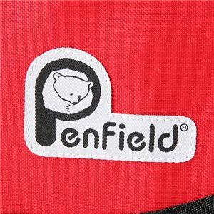 Penfield(ペンフィールド) クラシックメッセンジャーバッグ レッド
