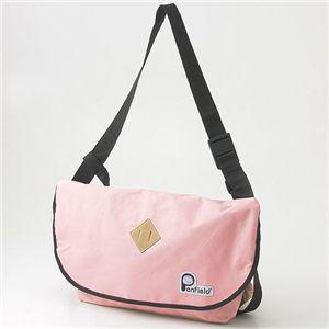 Penfield(ペンフィールド) クラシックメッセンジャーバッグ ピンク