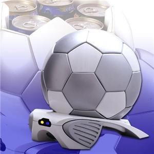 RAMASU(ラマス) サッカーボール型 冷温庫 【保冷庫・保温庫】 RG-S04