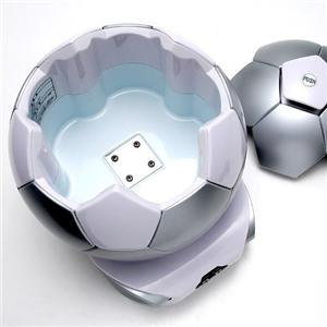 RAMASU(ラマス) サッカーボール型 冷温庫 【保冷庫・保温庫】