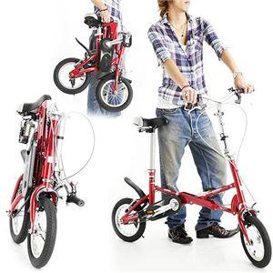 自転車の 自転車 軽量 : 12インチ折りたたみ自転車 軽量 ...