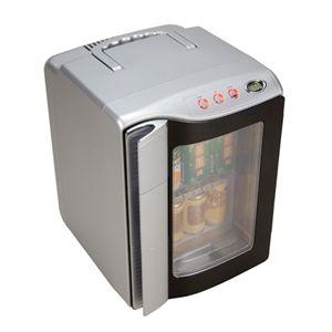 ポータブル温冷庫20Lタイプ RG-V20 シルバー (冷温庫)