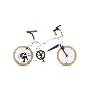 CORVETTE(コルベット) 自転車 20インチ AL-MINIVELO207 ホワイト