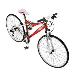 Ferrari(フェラーリ) 自転車 700C CR-T 7021 レッド
