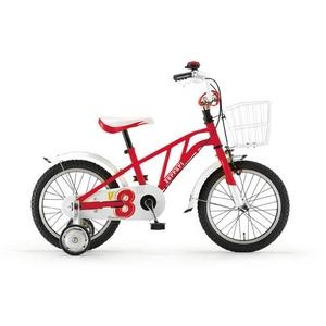 Ferrari(フェラーリ) 自転車 Bambino16 レッド 【子供用自転車】