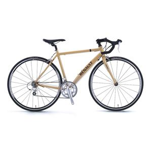 RENAULT(ルノー)自転車 700C AL-ROAD7018 ベージュ 【ロードバイク】