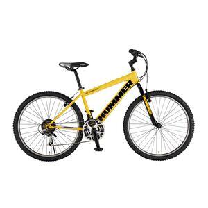HUMMER(ハマー) 自転車 ATB268 BX 26インチ イエロー