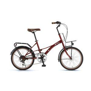 Alfa Romeo(アルファ ロメオ) 自転車 20インチ City 206L レッド