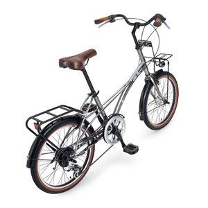アルファ ロメオ 自転車 20インチ City 206L ガンメタ