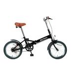 折畳自転車16型