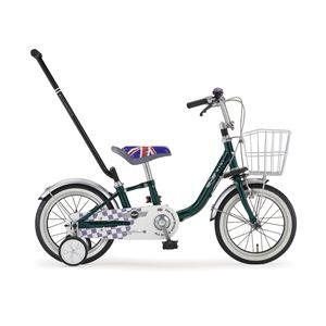 Mini(ミニ) CHIBI Mini 子供用自転車 14 DC(かじ取り) グリーン(簡易工具セット付き)
