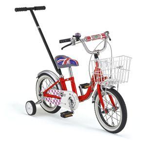 Mini(ミニ) CHIBI Mini 子供用自転車 14 DC(かじ取り) レッド(簡易工具セット付き)
