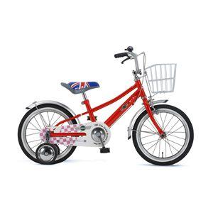 Mini(ミニ) CHIBI Mini 子供用自転車 16インチ レッド (簡易工具セット付き)