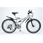 MYPALLAS(マイパラス) 自転車 S-サイクル 26インチ 21段変速 M-960 ポリッシュ 【マウンテンバイク】