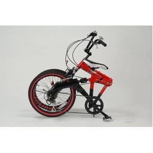 Lamborghini(ランボルギーニ) 自転車 FOLDING BICYCLE(フォールディング バイク) 20インチ 6段変速 Wサス