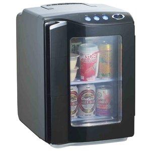 冷えたビールを外で飲む♪温冷庫20Lタイプ