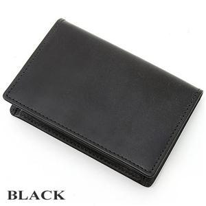 Whitehouse Cox(ホワイトハウスコックス)  Bridle Leather 名刺入れ S7412 BLACK