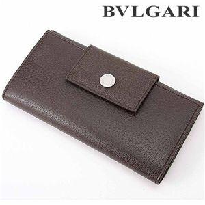 BVLGARI(ブルガリ) 長財布 22551 BROWN