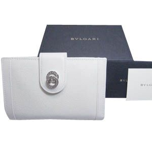 01ブルガリ/BVLGARI #25250 Woman wallet