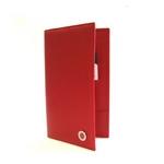 BVLGARI(ブルガリ) 手帳カバー 22908 レッド