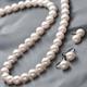 花珠本真珠(あこや真珠) 7.5-8mm パールネックレス+パールピアス 2点セット 【本真珠】の詳細ページへ