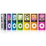 iPod nano(4th generation)8GB MB732J/A ブラック