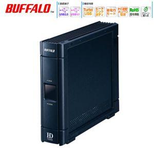 BUFFALO 500GB外付ハードディスク