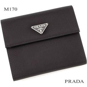商品画像プラダ/プラダ/PRADA 財布 M170/ブラック