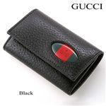 GUCCI(グッチ)  キーケース 154295 ブラック
