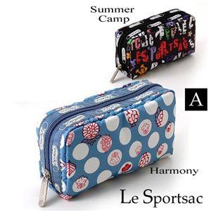 LeSportsac(レスポートサック)ポーチ 6500・A 4813・SummerCamp