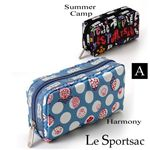 LeSportsac(レスポートサック)ポーチ 6500・A 4810・Harmony