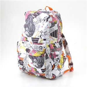 B Free for LeSportsac(レスポートサック) バックパック SLEEPAWAY BACKPACK 8755/3828 GoodTimes