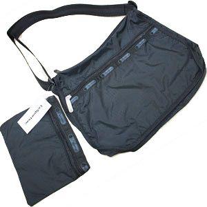 LeSportsac(レスポートサック) ショルダーバッグ 7507 Deluxe Everyday Bag 5202 ブラック