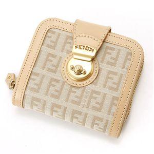 FENDI(フェンディ) 財布 8M0118 LJA AY2・ベージュ