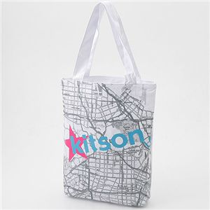KITSON(キットソン) コットントートバッグ 7モデル KHB0156 White