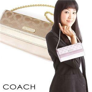 COACH(コーチ) クラッチ長財布