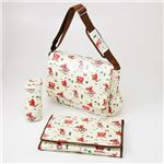 Cath Kidston(キャスキッドソン) マザーバッグ NAPPY Mini Cowboy Natural White