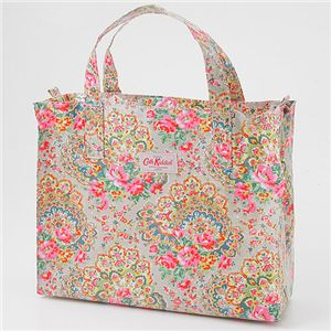 CATH KIDSTON(キャスキッドソン) トートバッグ CARRY ALL BAG Paisley Stone