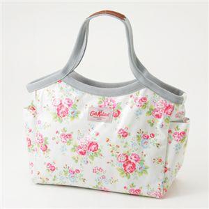 Cath Kidston(キャスキッドソン) バケットバッグ BAKET BAG Spray Flowers Old White