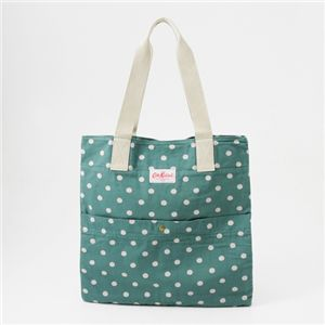 CATH KIDSTON(キャスキッドソン) COTTON WASHED BAG Folk Flowers Red