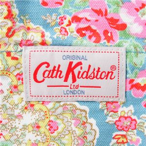 CATH KIDSTON(キャスキッドソン) COTTON WASHED BAGペイズリー