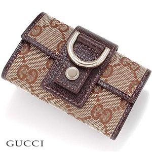 商品画像GUCCI|グッチ キーケース 141419|9643・Cacao