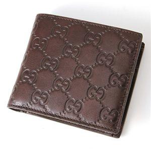 GUCCI(グッチ) 財布 146223・A Chocolato