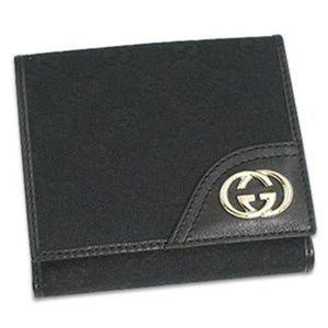 GUCCI(グッチ) Wホック財布 181594