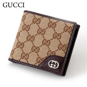 GUCCI(グッチ)  二つ折財布 181671