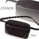 COACH(コーチ) ヒップバッグ 6F15 ブラック