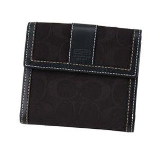 COACH(コーチ) 財布 6K06 ブラック