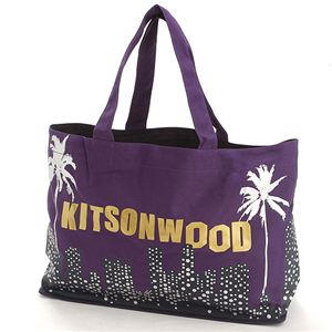 kitson(キットソン) トートバッグ Purple